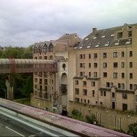 Снимок сделан в Campus de l'UCL пользователем Marc M. 10/6/2012