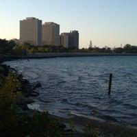 Foto tomada en Promontory Point Park por Laurassein el 9/29/2012