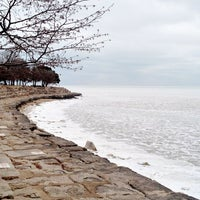 Foto tomada en Promontory Point Park por Laurassein el 2/24/2013
