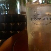 Foto diambil di John White cafe oleh Bora J. pada 9/23/2012