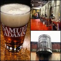 Снимок сделан в Samuel Adams Brewery пользователем Travis B. 6/7/2013