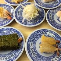 8/7/2014にtcp i.がくら寿司 川口青木店で撮った写真