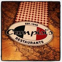 Das Foto wurde bei Campisi's Restaurant - The Egyptian Lounge von James R. am 12/10/2012 aufgenommen