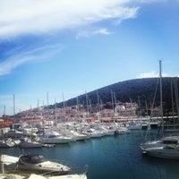 4/28/2013 tarihinde Seda E.ziyaretçi tarafından Çeşme Marina'de çekilen fotoğraf