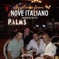 Photo prise au Nove Italiano par W. Skye P. le8/2/2013