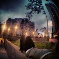 Das Foto wurde bei Praça Franklin Roosevelt von Vinicius G. am 11/1/2012 aufgenommen