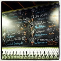 Photo taken at Angels Trumpet Ale House by Adan H. on 12/9/2012