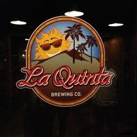 11/16/2013にEdgar R.がLa Quinta Brewing Co.で撮った写真