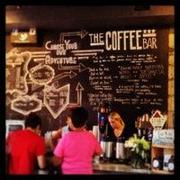 8/23/2013 tarihinde Jessica I.ziyaretçi tarafından The Coffee Bar'de çekilen fotoğraf