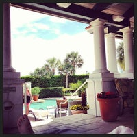 Foto tirada no(a) The Spa at Ponte Vedra Inn & Club por Kyle W. em 4/13/2013