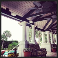 Foto tirada no(a) The Spa at Ponte Vedra Inn & Club por Kyle W. em 6/1/2013