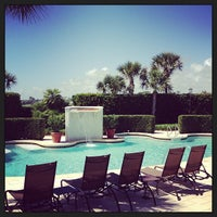Foto tirada no(a) The Spa at Ponte Vedra Inn & Club por Kyle W. em 7/7/2013