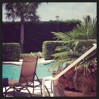 Foto tirada no(a) The Spa at Ponte Vedra Inn & Club por Kyle W. em 8/4/2013