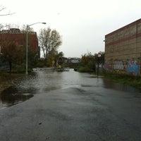 10/29/2012에 Elizabeth K.님이 Frankenstorm Apocalypse - Hurricane Sandy에서 찍은 사진