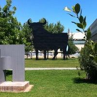 Foto scattata a Escola Tècnica Superior d'Arquitectura da Vicente S. il 5/4/2013