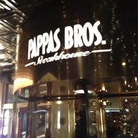 Das Foto wurde bei Pappas Bros. Steakhouse von Kerry am 12/19/2012 aufgenommen