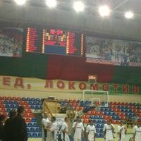 """Foto tirada no(a) СКК """"Север"""" por Alevtina ⛅️☔️☀️ em 11/23/2012"""