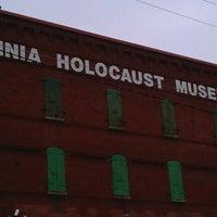 Photo prise au Virginia Holocaust Museum par Holly C. le2/13/2013
