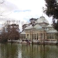รูปภาพถ่ายที่ Parque del Retiro โดย Ana G. เมื่อ 4/3/2013