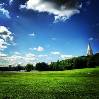 Снимок сделан в Музей-заповедник «Коломенское» пользователем Alisa C. 6/18/2013