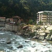 รูปภาพถ่ายที่ Ridos Thermal Hotel&SPA โดย Beste D. เมื่อ 10/27/2012