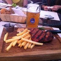 Foto diambil di Пивний Ресторан Вагон / Beer Restaurant Wagon oleh Oleksii O. pada 5/18/2013