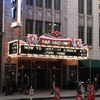 Das Foto wurde bei Paramount Theatre von Joey M. am 4/22/2013 aufgenommen