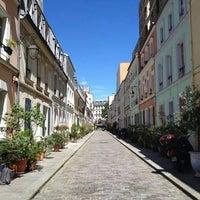 Photo prise au Rue Crémieux par Stéphane F. le5/22/2014
