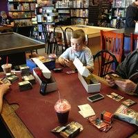 Foto tirada no(a) The Haunted Game Cafe por Heather M. em 3/3/2013