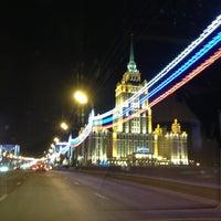 3/8/2013にlobandenがRadisson Royal Hotelで撮った写真