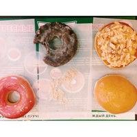Снимок сделан в Krispy Kreme пользователем Maria K. 3/23/2014