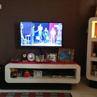 Photo Taken At Ruang Tamu Menonton Tv By Nurul Huda S On 4 1