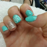 Photo Taken At Allure Nail Spa By Leia R On