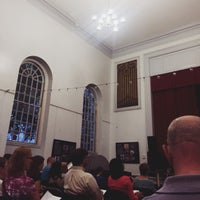 Foto tirada no(a) All Souls Church Unitarian por Caroline B. em 9/18/2017