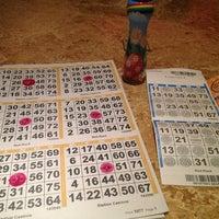 Foto tirada no(a) Red Rock Bingo Room por Lorena O. em 4/1/2013