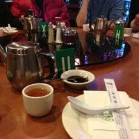 Снимок сделан в Joe's Shanghai 鹿嗚春 пользователем Frank A. 1/26/2013