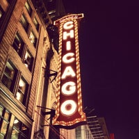 Foto scattata a The Chicago Theatre da Daniel H. il 10/17/2012