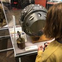 Photo taken at Bradbury Science Museum by Trevor C. on 4/3/2018