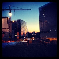 Foto scattata a Rond-point Robert Schuman-rondpunt da Mélissa M. il 5/27/2013