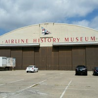 8/19/2016 tarihinde Matt L.ziyaretçi tarafından Airline History Museum'de çekilen fotoğraf