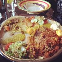 9/1/2012에 Andy ..님이 Abyssinia Afrikaans Eetcafe에서 찍은 사진