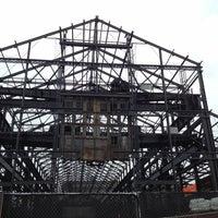 Foto diambil di Brooklyn Navy Yard Center at BLDG 92 oleh Hsini pada 10/7/2012