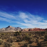 12/30/2012にbethanneがRed Rock Canyon National Conservation Areaで撮った写真
