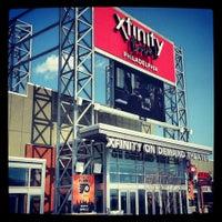 4/9/2013 tarihinde Eric W.ziyaretçi tarafından XFINITY Live! Philadelphia'de çekilen fotoğraf