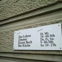 Photo prise au Das Lehrerzimmer par Achtr A. le12/1/2012