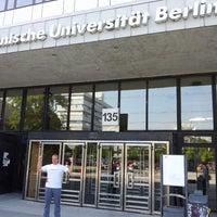 Das Foto wurde bei Technische Universität Berlin von Nikolay N. am 7/25/2013 aufgenommen