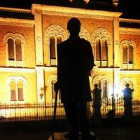 Spomenik Jovanu Jovanovicu Zmaju Stari Grad Zmaj Jovina
