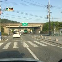 市川南ランプ - Road in 神崎郡...