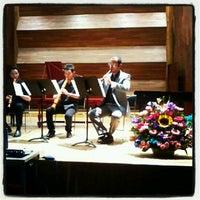 Photo prise au Escuela Nacional De Música par Denny F. le10/28/2012