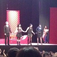 Das Foto wurde bei Teatro Nescafé de las Artes von Marcos V. am 11/28/2012 aufgenommen